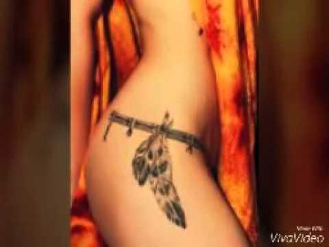 Sexis Tatuajes Para Mujeres Youtube