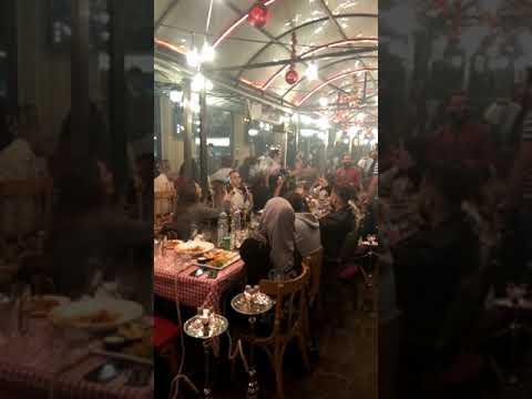 Coffe Down-town Beirut-кафе в даун таун Бейрут