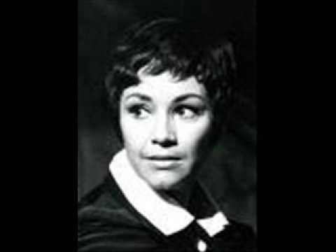 """Edith Mathis - W.A. Mozart Idomeneo Ilia's Aria """"Se il pardre perdei"""""""