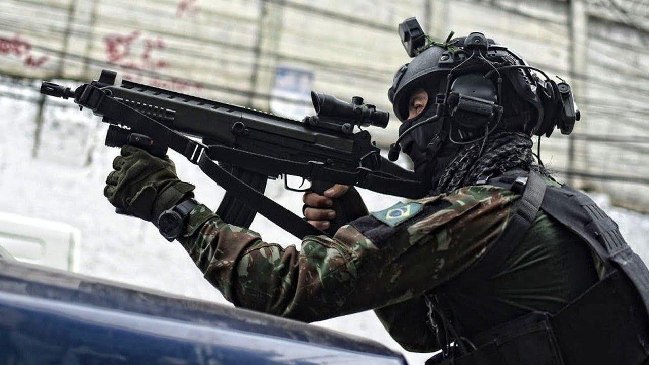 Operações Especiais do Brasil - Comandos | FE | GRUMEC | PARA-SAR | COMANF