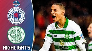 Rangers 0-1 Celtic | Penalty and Red Card In Dramatic Old Firm Final! | 2019/2020 Betfred Cup Final