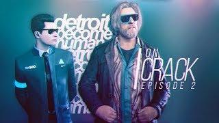 Detroit Become Human / Hank&Connor (Crack - pt.2)