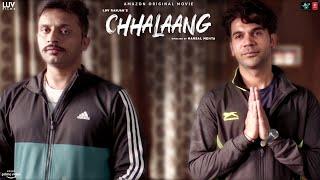 Chhalaang - Izzat Thodi Zyada Pyari Hai | Rajkummar, Nushrratt | Streaming Now on Amazon Prime Video