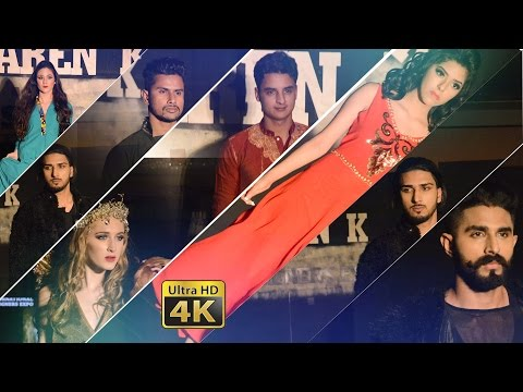 International Designers Expo 2015 l Fashion show full in 4k