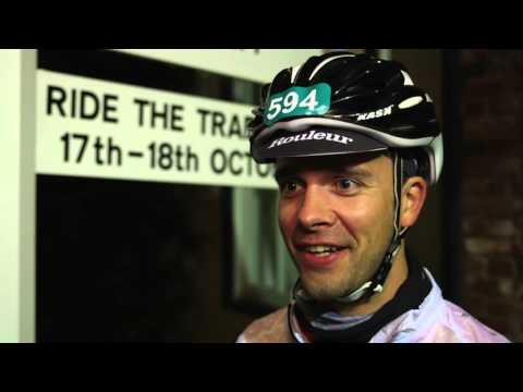 Ride the Trafalgar Way - Victory with Ollie and Sam