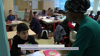 Fonds européens : du renforcement scolaire et social dans le Val-d'Oise