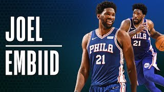 Joel Embiid's Best Plays From The 2018-19 Season