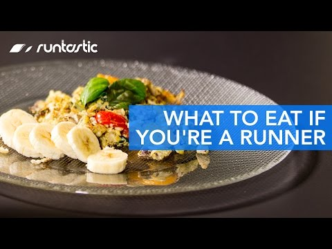 What to Eat Before & After Running a 10K Part 6 (Runtastic & RUN 10 FEED 10)