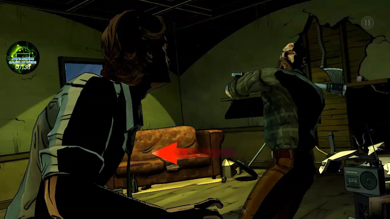 The Wolf Among Us РУССКИЙ ЯЗЫК - youtube.com