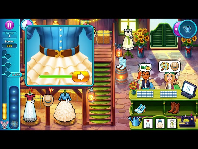 Fabulous - Angela's Wedding Disaster #20 Bonus Level 2-2 🎮 James Games