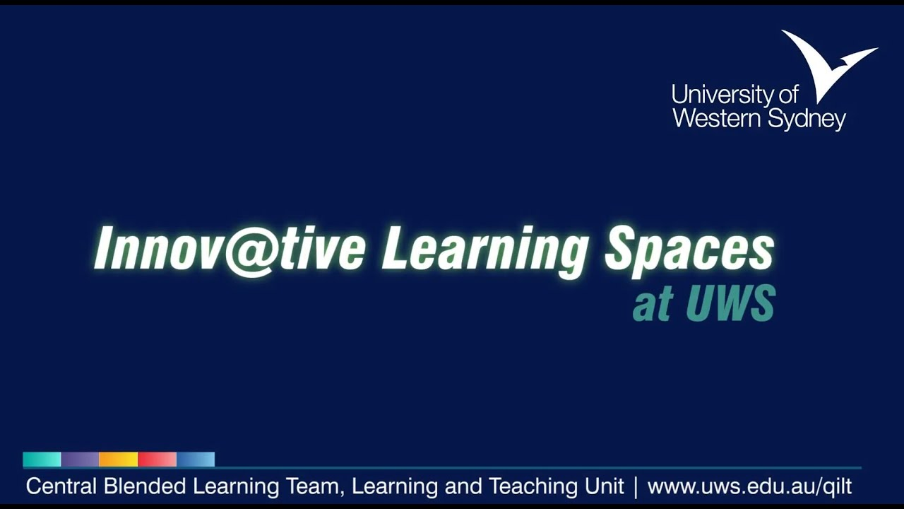 Innovative Learning Spaces at UWS