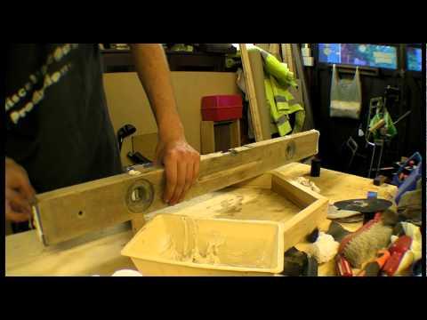 Restoring An Oak Spirit Level - W Marples & Sons