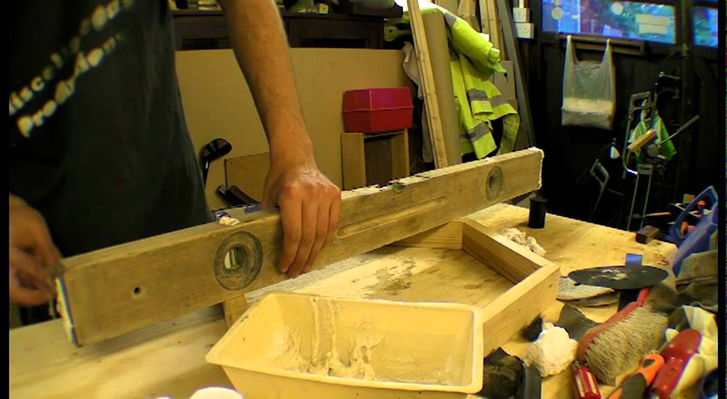 Restoring An Oak Spirit Level W Marples Sons