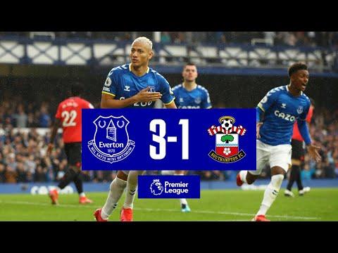 Everton Southampton Goals And Highlights