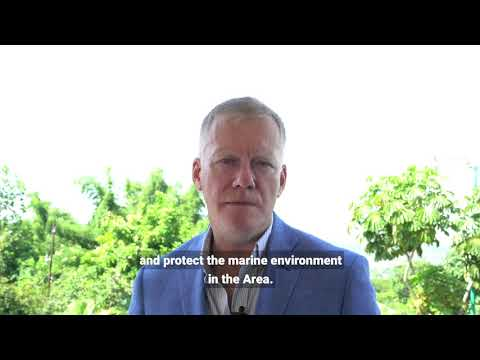 Michael Lodge - Secretary General of the International Seabed Authority  (Opening statement)