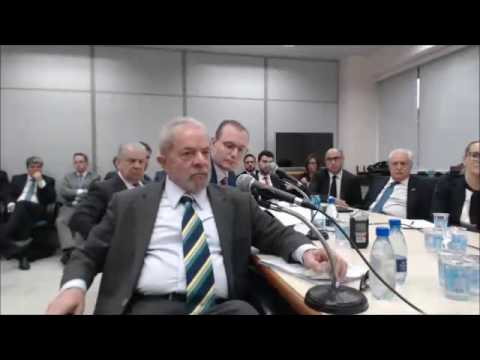 Íntegra do depoimento do ex-presidente Luiz Inácio Lula da Silva ao juiz Sérgio Moro - parte 2
