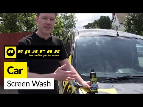 ESpares Car Screen Wash Concentrate