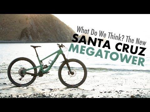 What Do We Think? The NEW Santa Cruz MEGAtower