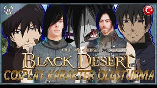 Darker Than Black Hei | Black Desert Karakter Oluşturma | Ninja