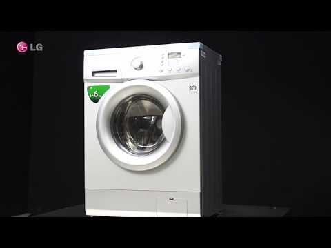 [LG Front Load Washer] -  Inlet filter cleaning in  LG Front Load Washing Machine