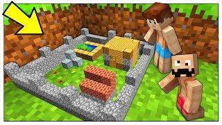 AIUTO! IL MONDO STA DIVENTANDO PICCOLISSIMO! - Minecraft ITA