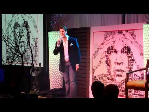 Benjamin Utecht Sings for Muhammad Ali - What You