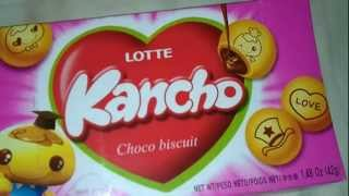 """Asian Candy Review Number 9 """"Kancho"""" (Formally Japanese Candy Review)"""