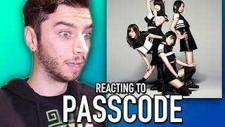 REACTING TO PASSCODE!