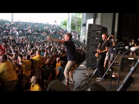 A Loss For Words - Raining Excuses (Live at 2012 Vans Warped Tour)