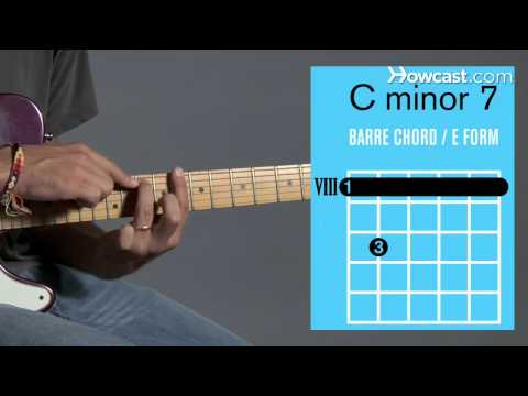 how-to-play-a-c-minor-7-barre-chord- -guitar-lessons