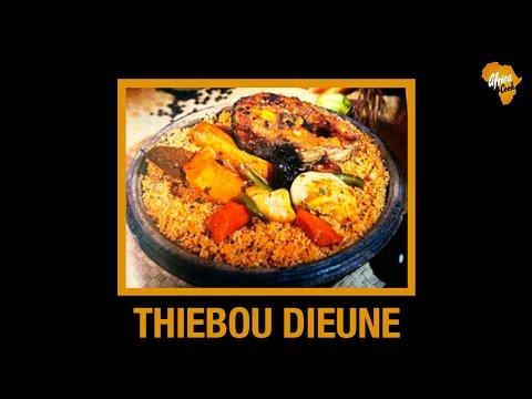 Recette Thiebou Dieune / riz au poisson (Cuisine Sénégalaise) | Africa Cook