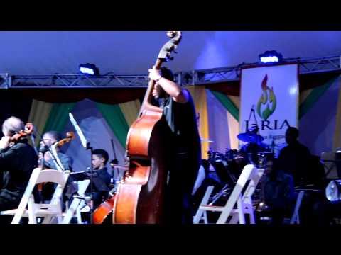 Jamaica Symphony Orchestra at performing Bob Marley's songs