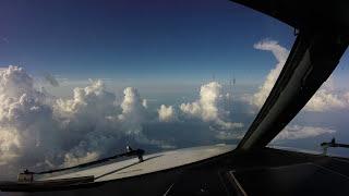 B737NG посадка в сочи