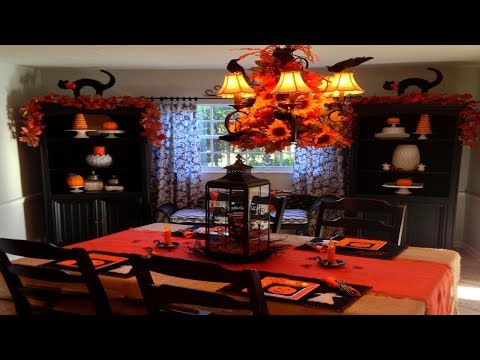 Halloween Thanksgiving Decoration Ideas
