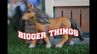Silver Star Stables - S01 E05 - Bigger Things | Schleich Horse Series |