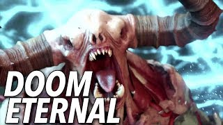 Doom Eternal Gameplay | E3 2019