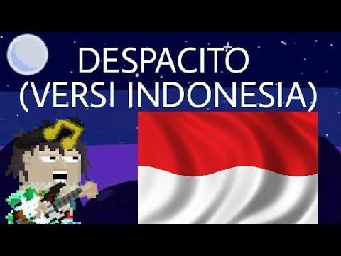 PARODI DESPACITO( INDONESIA VERSI) | Growtopia music Indonesia