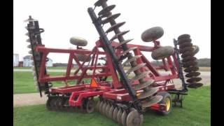 Randy Taber Farms Machinery Auction