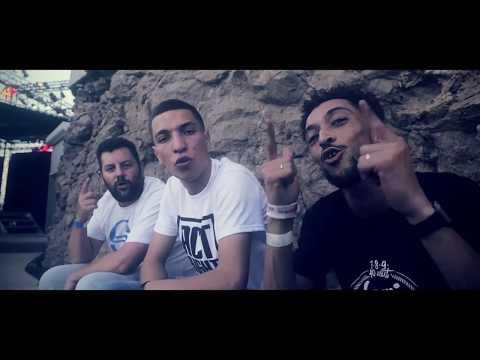 Youtube: L'Hexaler – J'ai trouvé ma place avec Demi Portion et Youssef Swatt's ( Prod El Gaouli )