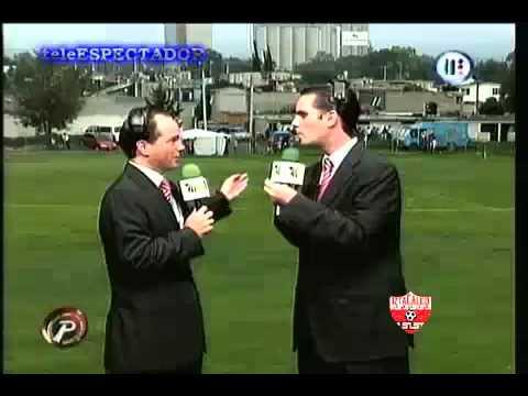 Valedores De Iztacalco Vs Real Olmeca - Tv Azteca