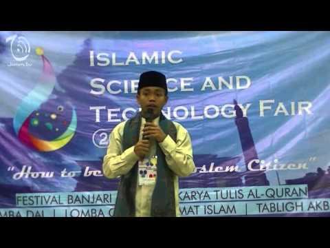 ISEF JIMM UNAIR 2015 - Lomba Da'i (Lalu Ahmad Yani)
