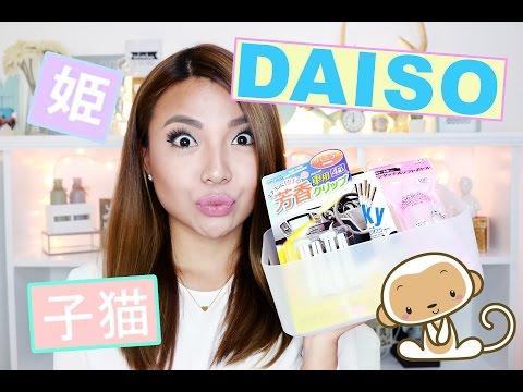Nag-Shopping Ako sa DAISO!! (Ito mga Nabili ko HEHE!) HAUL