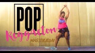 Work by Rihanna Ft. Drake (Reggaeton Remix) | Zumba® Fitness | Masterjedai