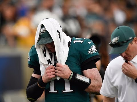 Hold My Nick: Eagles Beat Rams, Carson Wentz May Have Torn ACL
