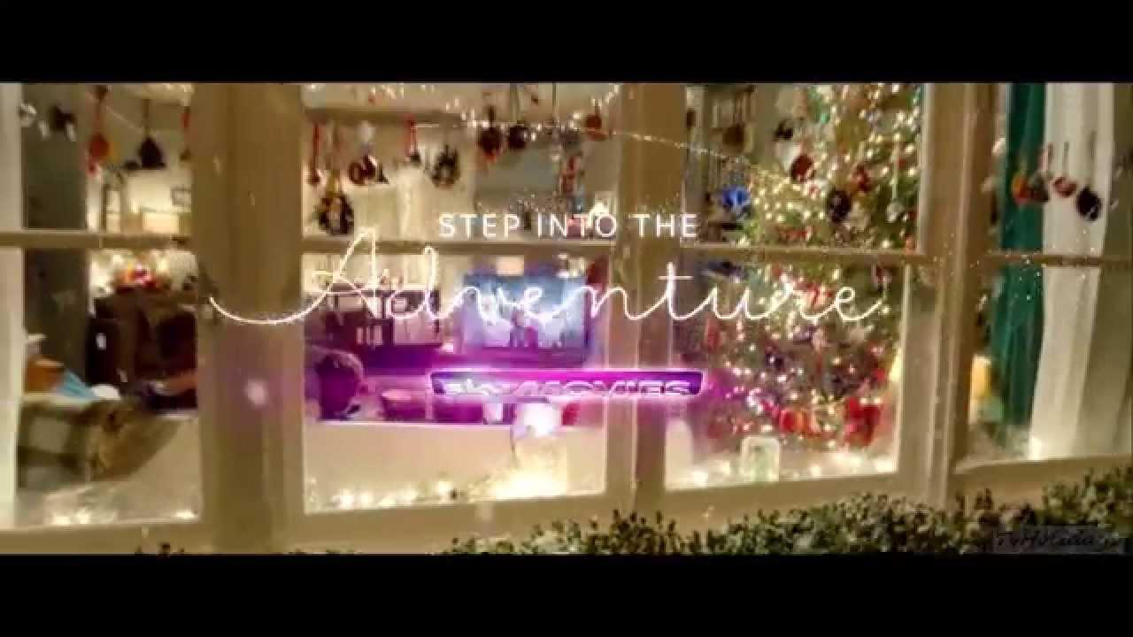 Sky Movies HD UK Christmas Advert 2014 hd1080 - YouTube