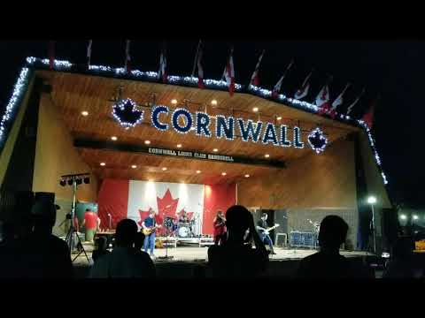 Best Live Performance In Cornwall On Canada Day ¤ Yawi CORNWALL