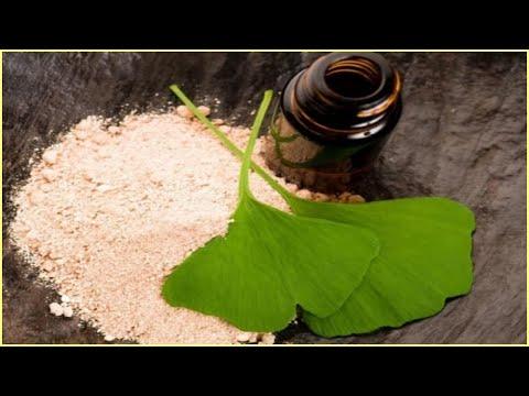 Ginkgo Biloba Vitamin | Effets secondaires - Où acheter - Edition limitée
