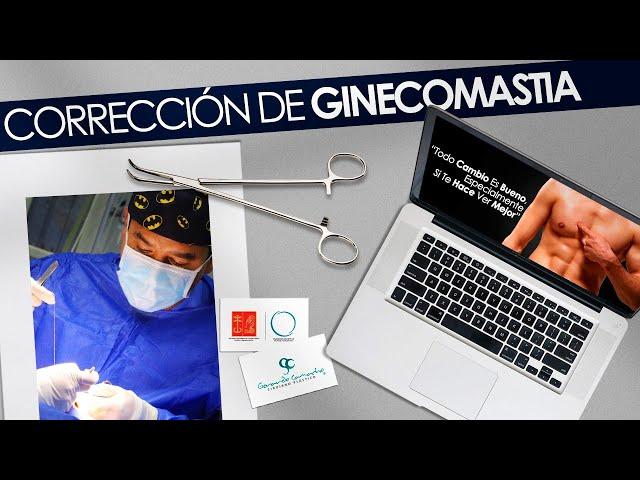 ¿Qué es La Cirugía de Corrección de ginecomastia Laser? en Bogotá - Colombia