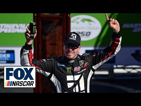 Kyle Busch dominates for NASCAR Truck Series win in Martinsville | NASCAR on FOX