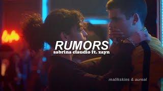 Sabrina Claudio Rumors ft ZAYN